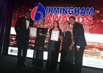 Businesswoman of the Year Award, Birmingham 2016
